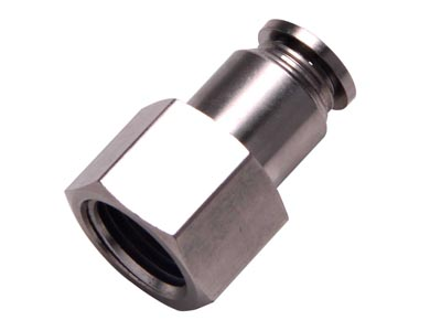 NBPCF-Metal female connector